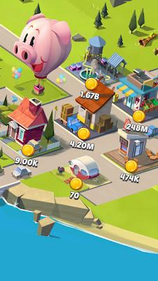 تحميل لعبة الاستراتيجية Idle City Empire النسخة المهكرة للاجهزة الاندرويد باخر تحديث
