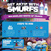 "7-eleven Malaysia ""Get Aktif with Smurfs"" Contest: Win a Belgium and Amsterdam trip for 2, The Lost Village Limited Edition Scooter  #AktifSmurfs #7ElevenMY"