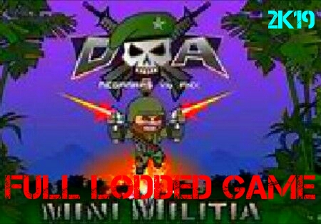 Mini Militia 3 games