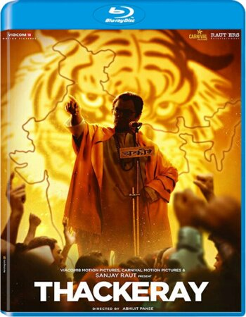 Thackeray (2019) Hindi 720p BluRay x264 1.1GB ESubs Movie Download