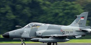 Hawk TNI AU Produksi Inggris