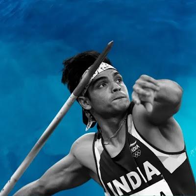 Neeraj Chopra Javelin Gold Medalist Quotes