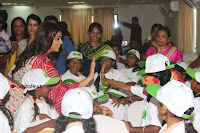 Shriya Saran and Meenakshi Dixit Pos at Quaker Feed A Child Campaign  0012.jpg