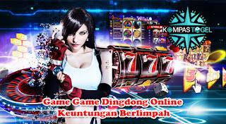 Game Dingdong Online Keuntungan Berlimpah