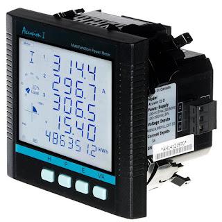 Acuviim II Series Power Enery Meter & Logger