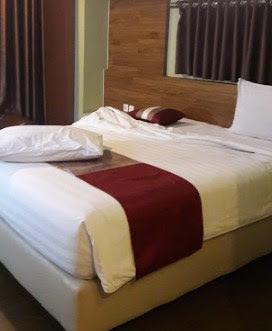 Kamar Hotel Tibera Bandung
