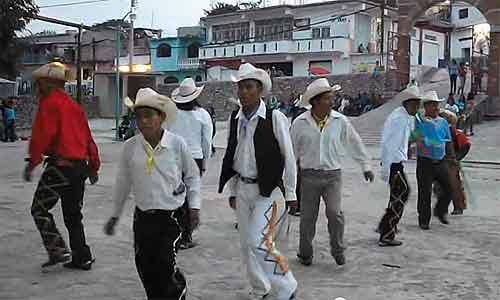 Danza de los Vaqueros