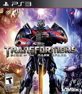 Transformers Rise Of The Dark Spark PS3 Torrent