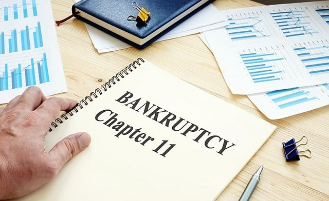 business filing for chapter 11 bankruptcy