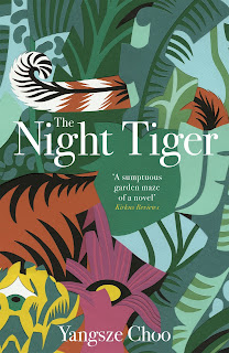 The Night Tiger by Yangsze Choo book cover
