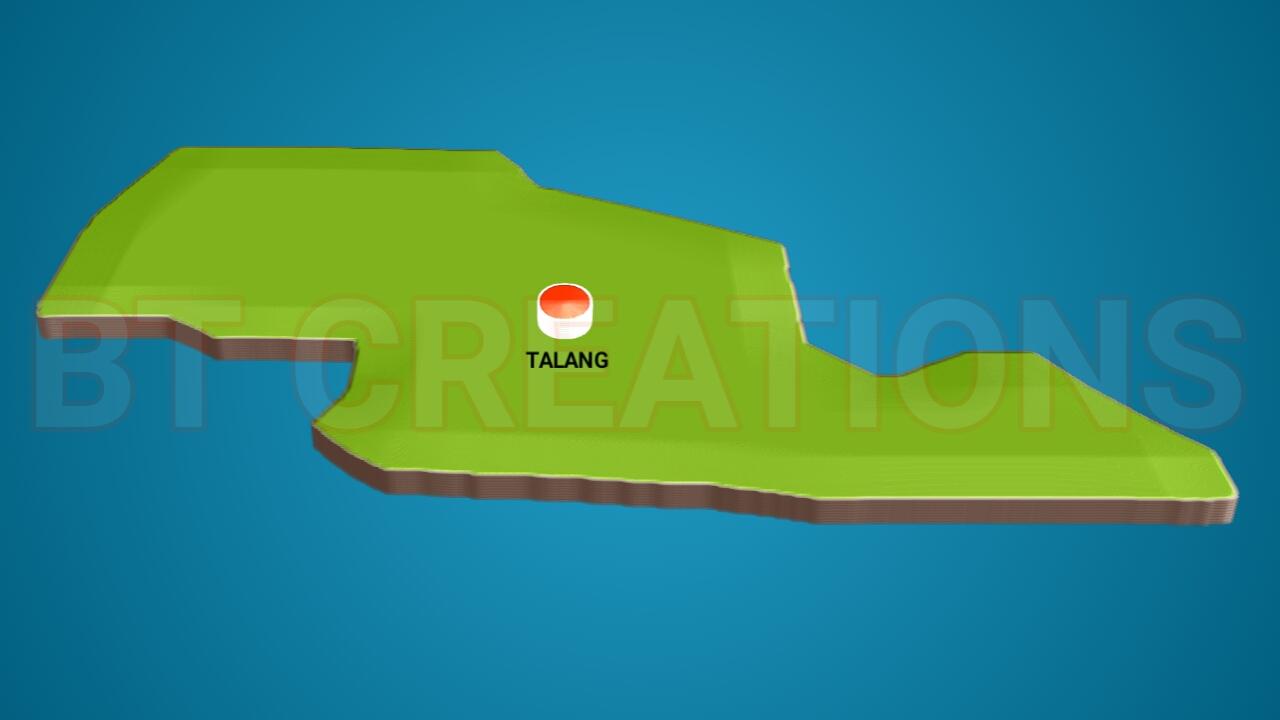 KABUPATEN NGANJUK: Desa Talang - Rejoso