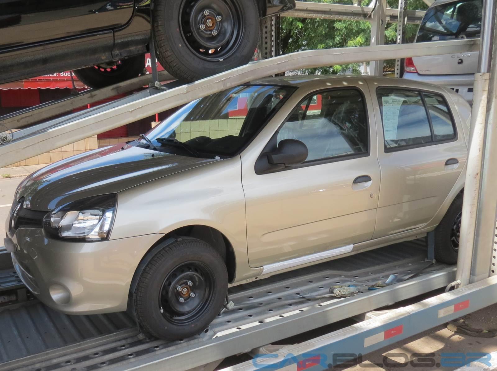Renault Clio 2013 Chega às Concessionárias Modelo Topo Tem