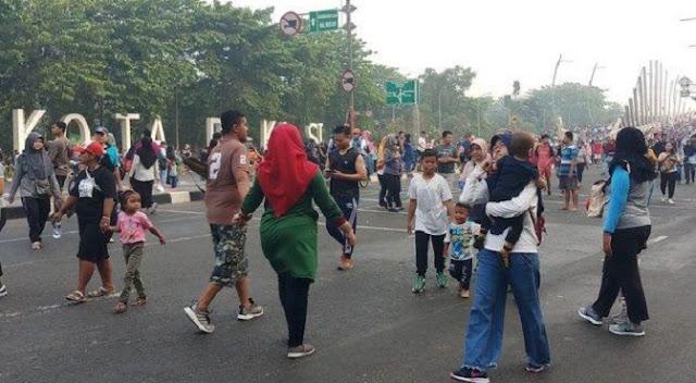 Besok Tidak Ada Acara Car Free Day Di Bekasi, Ini Alasannya