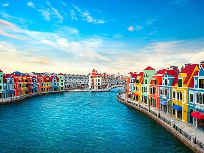 """Grand World Phú Quốc – nơi """"tiêu tiền"""" mới của du lịch châu Á"""