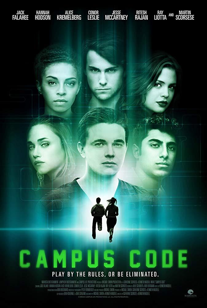 Xem Phim Kẻ Tàng Hình Bí Ẩn - Campus Code