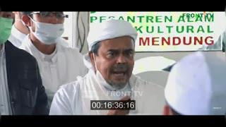 HRS: Tanpa 6 Laskar, Saya yang Digiring ke Medan Pembantaian