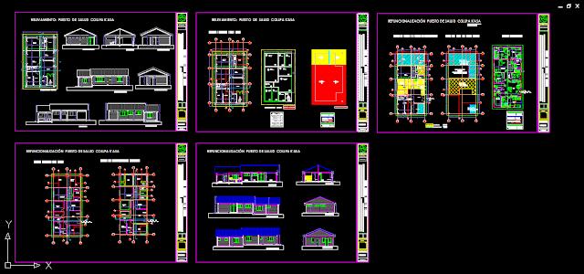 Healthcare center design project