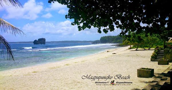 Magpupungko Beach Siargao - Schadow1 Expeditions
