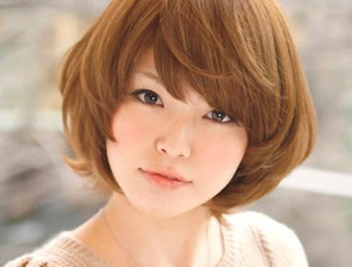 Cortes de pelo corto asiaticos para mujer