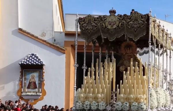 La Hermandad de la Candelaria de Jerez procesionará en Rosario de la Aurora