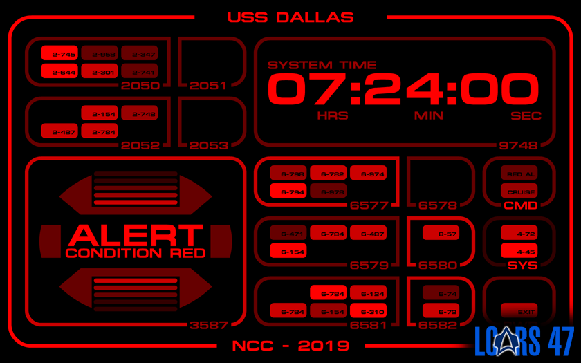 Lcars Red Alert Related Keywords & Suggestions - Lcars Red Alert