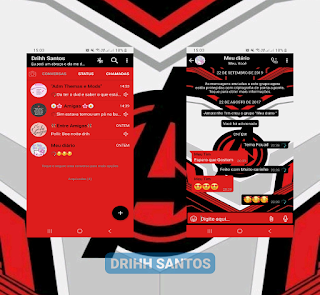 Avenger Theme For YOWhatsApp & Fouad WhatsApp By Driih Santos