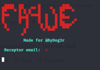 How to install FAQUE tool in termux