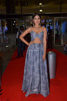 Rhea Chakraborty in a Sleeveless Deep neck Choli Dress Stunning Beauty at 64th Jio Filmfare Awards South ~  Exclusive 005.JPG