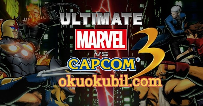 Ultimate Marvel vs. Capcom 3 – PC – Bitirilmiş Save Dosyası 2020