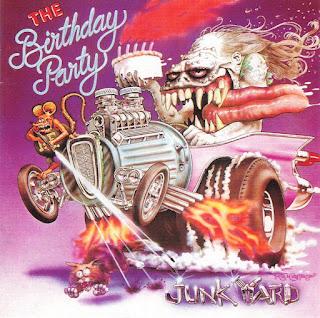 The Birthday Party, Junkyard