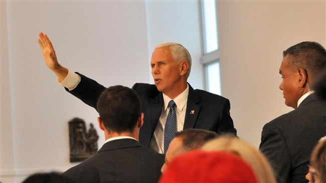 US will use its power to 'restore democracy' in Venezuela: US Vice President Mike Pence