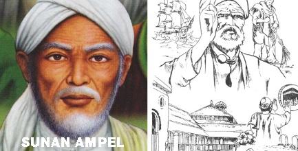 Biografi Sunan Ampel Lengkap (Sejarah, Metode Dakwah, Peninggalannya