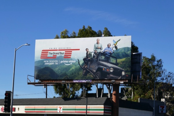 Grand Tour season 3 billboard