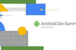 Android Dev Summit November 7-8, 2018