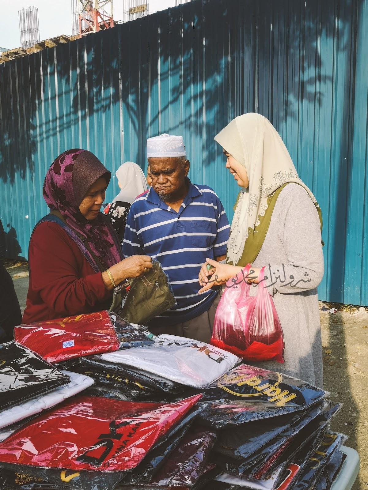 Sarapan Pagi Bersama Atok Nenek Hafiz 5