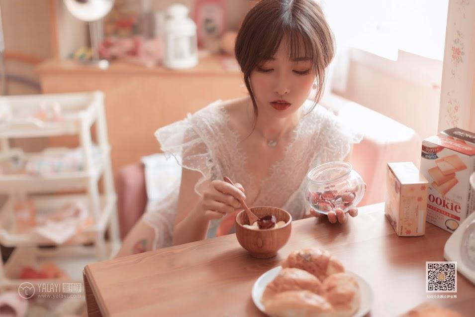 YALAYI雅拉伊 2019.10.28 No.443 佳人有约 佳佳 [49P447MB] - idols