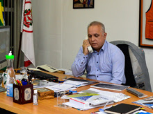 Secretário de Segurança Urbana de São Paulo participa de entrevista na rádio Bandeirantes