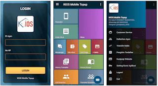 aplikasi android KiosPulsaMurah.com