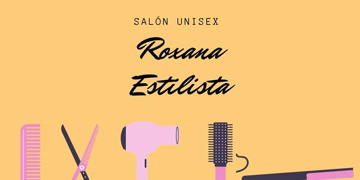 ESTILISTA ROXANA SALON UNISEX