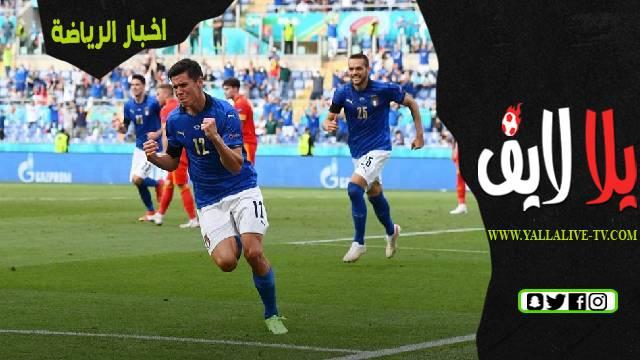 تقييمات لاعبي منتخب الازوري ايطاليا