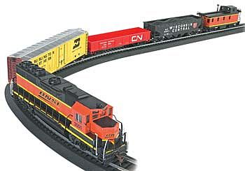 Gp40 Locomotive manual on