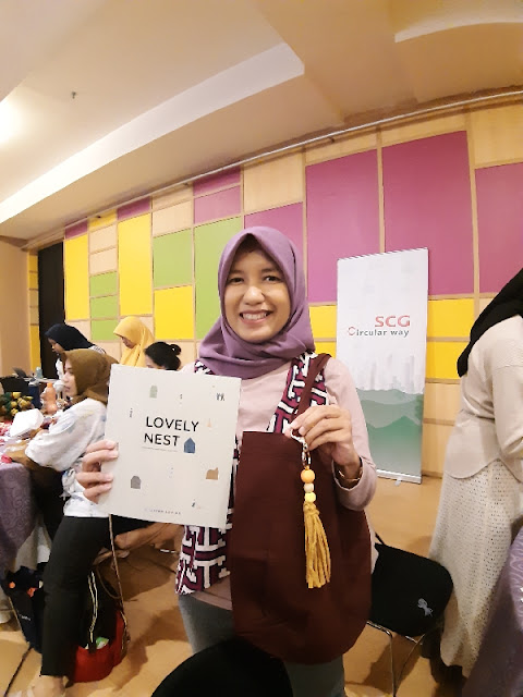 Review buku Lovely Nest