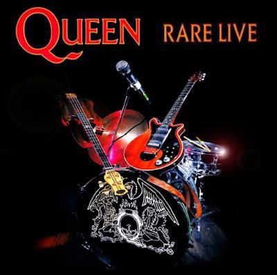 Queen - Rare Live (CD)