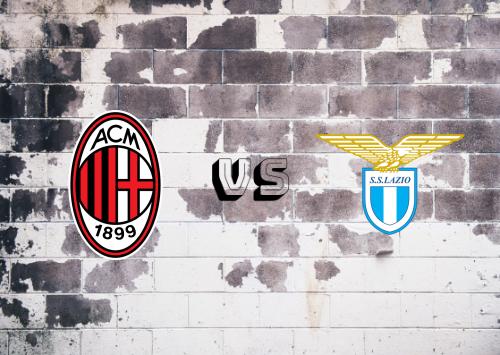 Milan vs Lazio  Resumen y Partido Completo