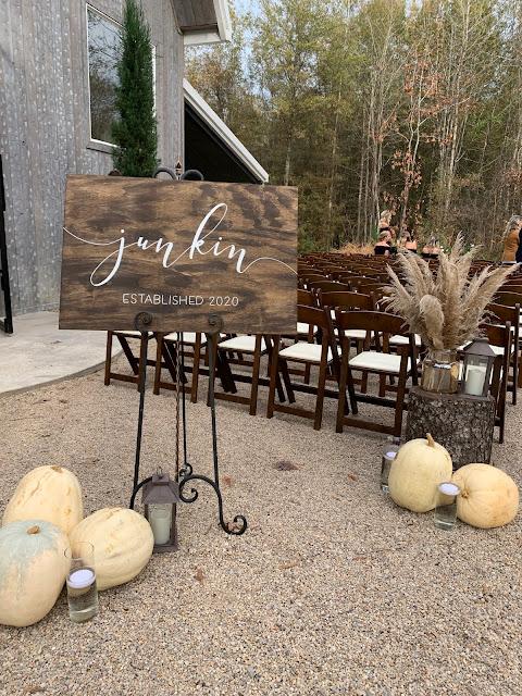 The Junkin Wedding