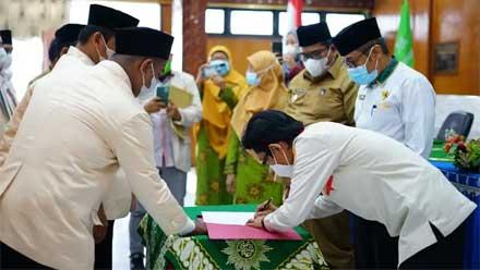 pelantikan Pimpinan Daerah Pemuda Muhammadiyah Padang Pariaman