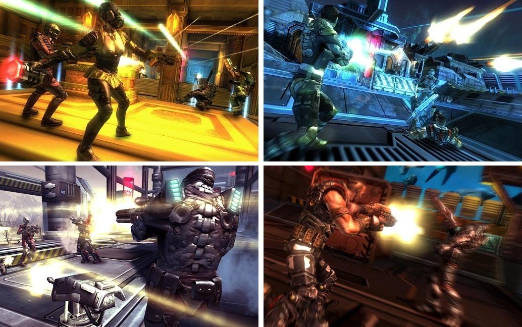 ShadowGun: Deadzone - Launch Trailer