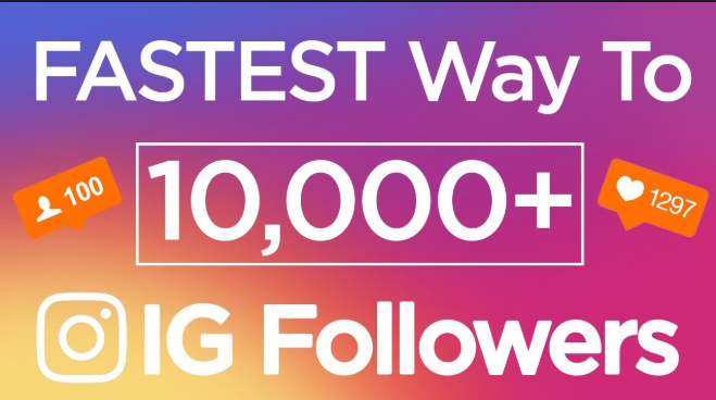 How To Increase INSTAGRAM Followers 2019 - 1 Minute 1000 Followers On Instagram 2019