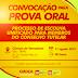 ESCOLHA PARA MEMBROS DO CONSELHO TUTELAR: Prova oral será realizada neste domingo.