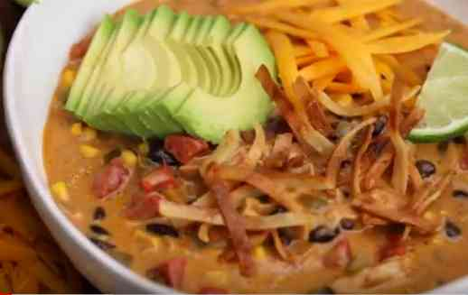 How to cook Tortilla Soup